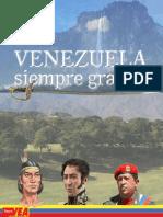 Venezuela Siempre Grande Completo