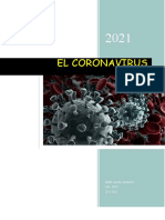 El Coronavirus - ISABEL LLUCHO