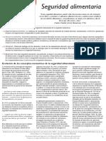 FAO-SEGURIDAD ALIMENTARIA CONCEPTO