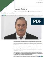 Visas para venezolanos eL uNIVERSAL 1MAY2021
