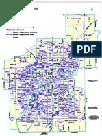 2007 Edmonton Neighborhood Map