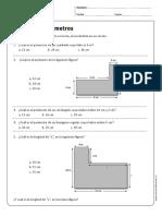 perimetros calculando