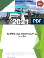 parametros basicos para el diseño