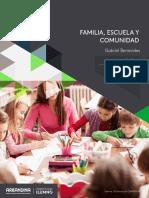 lectura famila,escuela y comunidad