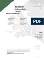Vargas Franco (2020)_De la alfabetización académica a las literacidades académicas. Teorías y métodos en disputa