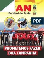 Brochura CAN de Futebol de Praia Senegal 2021_Moçambique