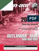 Outlander 650 2008