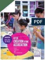 Kit creation association