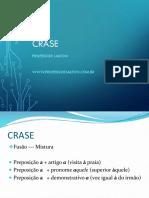 Crase 04