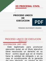 Proceso Unico de Ejecucion