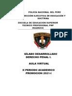 SILABO_DERECHO_PENAL_I_PROGRAMA_TITULADO