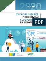 Educación sup. y productividad AL_OEI