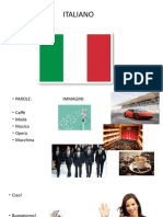 italiano lezione 1