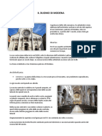 IL DUOMO DI MODENA - PDF
