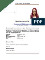 CV 2017 Fabiola