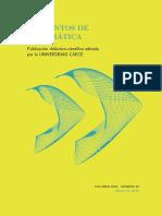 UCAECE elementos de matemática (nº 83, 2018)