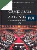 Gemeinsam Fur Die Autonomie Von Daum De