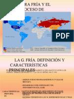 Guerra Frìa y Descolonizaciòn