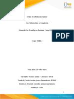 Fase 5- Informe final de Compilacion Mediacion Cultural- Fredy Forero