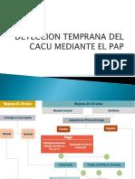 DETECCION TEMPRANA DE CACU