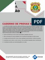1019 - ESCRIVÃO DA POLÍCIA FEDERAL PF SIMULADO 7