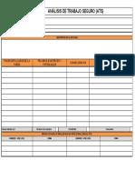 Formato de Analisis TrabajoSeguro ATS