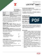 Anexo 14 - HDSM LOCTITE  7649-ES
