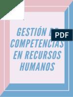 SISTEMA DE GESTIÓN POR COMPETENCIA DE RECURSOS HUMANOS GRUPO 3