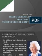 Marco sistémico-ENFERMERIA