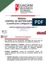 Presentacion MBA UAGRM-Estadística