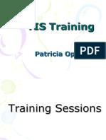 TIS Training