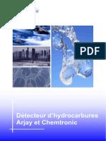Installation Analyseur Hydrocarbures