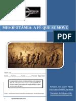 Apostila Sociedades Antigas- Do Oriente Próximo Ao Mediterrâneo - Período 01 a 31 de Maio Com Nomes de Alunos