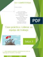 LIDERAZGO Y COMPETITIVIDAD CASO 1 SALA 3