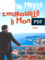 Mayle,Peter-Sam Levitt 4 Embrouille a Monaco