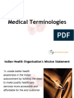 Medical Terminologies130409