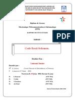 Code Reed-Solomon - Lamrani Imane_501