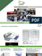 Estructuras de Modulos Fotovoltaicos