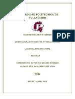 Luis Raul Martinez Soto Resumen