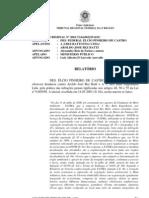 Acórdão TRF sobre crime ambiental em CCM