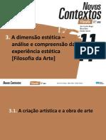 José Lima_Filosofia Da Arte_PPT Novos Contextos.pptx (1)