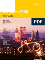 Travel-Germany-Munich City Guide 2008