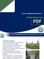 Introducción a centrales electricas I B