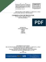 Ev. a Dist. Segunda Entrega Coordinacion de Proyectos- 2021 -1-Arm Ok