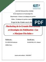 Marketing de La Grande Distribution Et s