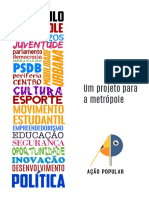 Ação Popular Policy Blueprint for 2016 Municipal Elections in Brazil