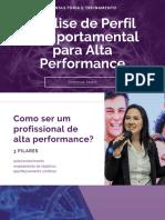 Análise de Perfil Comportamental para Alta Performance (1)