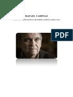 Rafael Cadenas - B