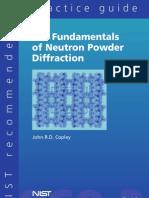 The_Fundamentalsof_Neutron_Powder_Diffraction