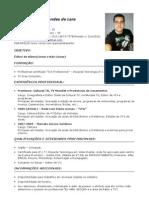 Curriculum Paulo André